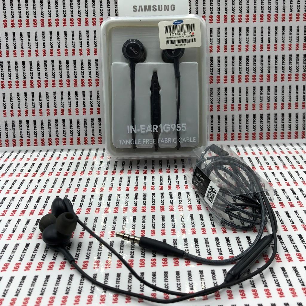 HEADSET SAMSUNG S8 / S8 PLUS / HANDSFREE SAMSUNG AKG EO-IG955