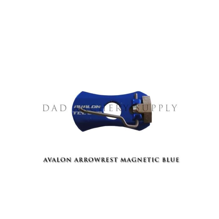 AvalonTec One Magnetic Stick On Arrow Rest Recurve