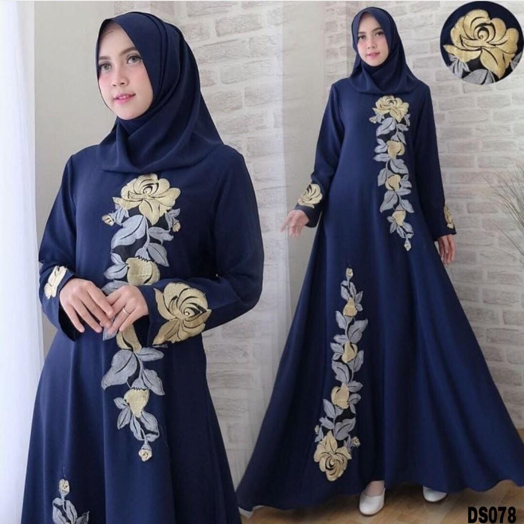 Tanah Abang Dress Muslim Abaya Temukan Harga Dan Penawaran Online