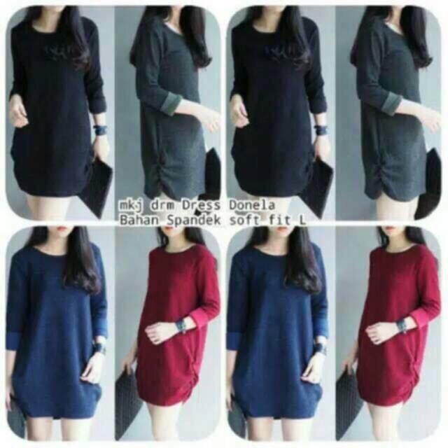 Tuss Shop Tanah Abang   hokyfashion Sweater Wanita Crop CLORIS ROPE TALI  TANGAN Long Sleeve Fit 3b006eb533