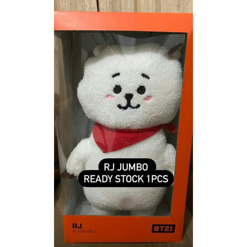 [READY] BT21 RJ JUMBO OFFICIAL
