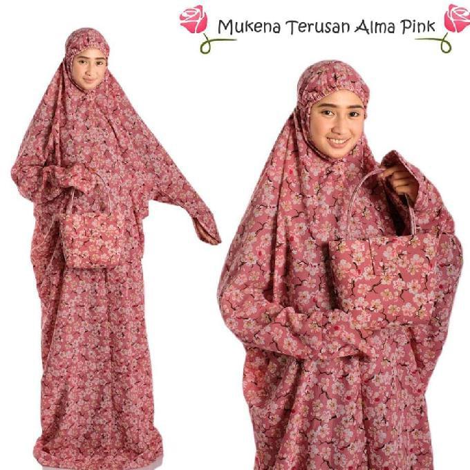 Dapatkan Harga mukena rayon Diskon | Shopee Indonesia -. Source · MUKENA DEWASA KATUN JEPANG PONCO SWEETBERRY ROSE PINK ...