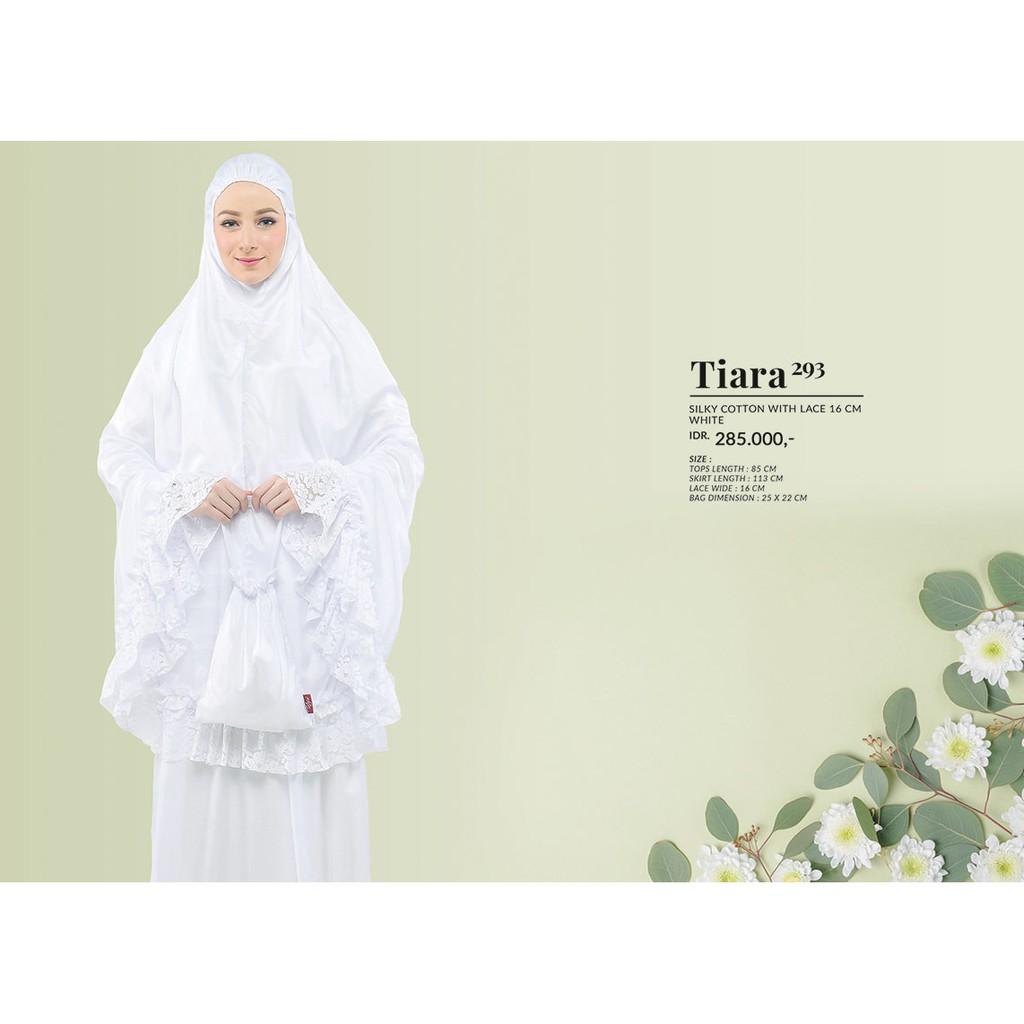 Tatuis Tiara 333 Purple Shopee Indonesia Mukena 312 Broken White
