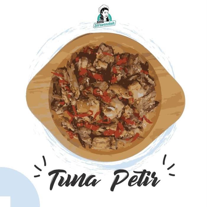Tuna Petir By Resep Sarwendah Ruben Onsu W1749 Shopee Indonesia