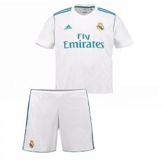 3686462126a Setelan Jersey Celana Real Madrid Home Kids Premium Quality Official Grade  Ori Super Baju Kaos Bo