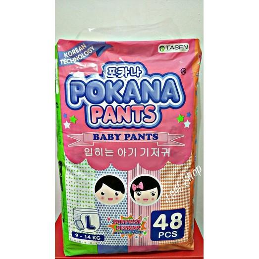 POKANA PANTS JUMBO PACK M,L DAN XL