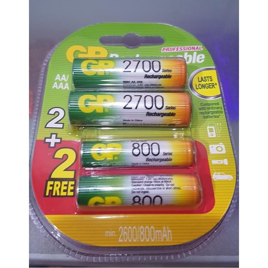 Liquid crystal battery charger alkaline AAA AA Ni MH Ni Cd battery | Shopee Indonesia