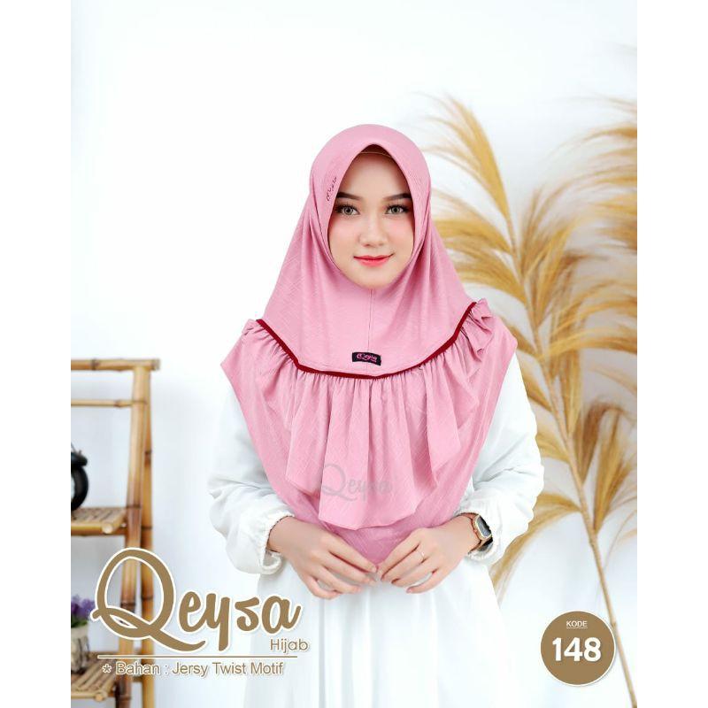 Qeysa Hijab Original / Qeysa hijab kode 148 / Jilbab Qeysa Ori