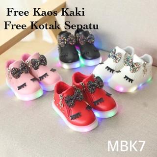 Hb Mickey Star Sepatu Boots Anak Laki Perempuan Casual Korea