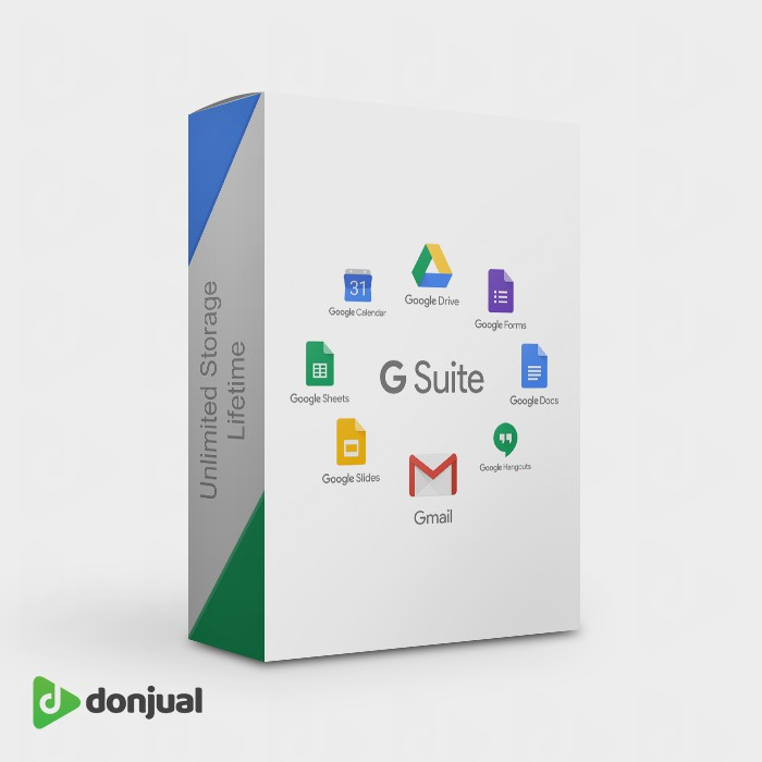G-Suite Google Drive Unlimited Anti Banned Bisa Request Username