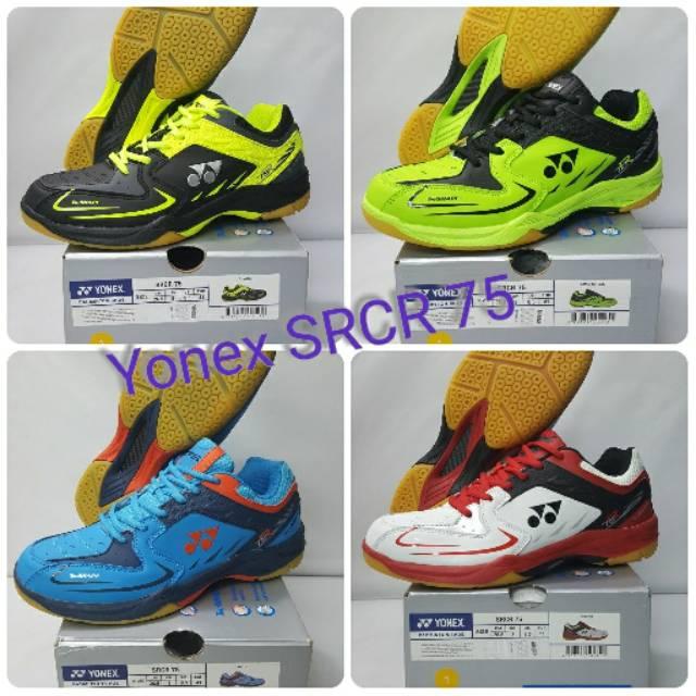 Original Yonex SRCR 75 Sepatu Badminton  9c87698348