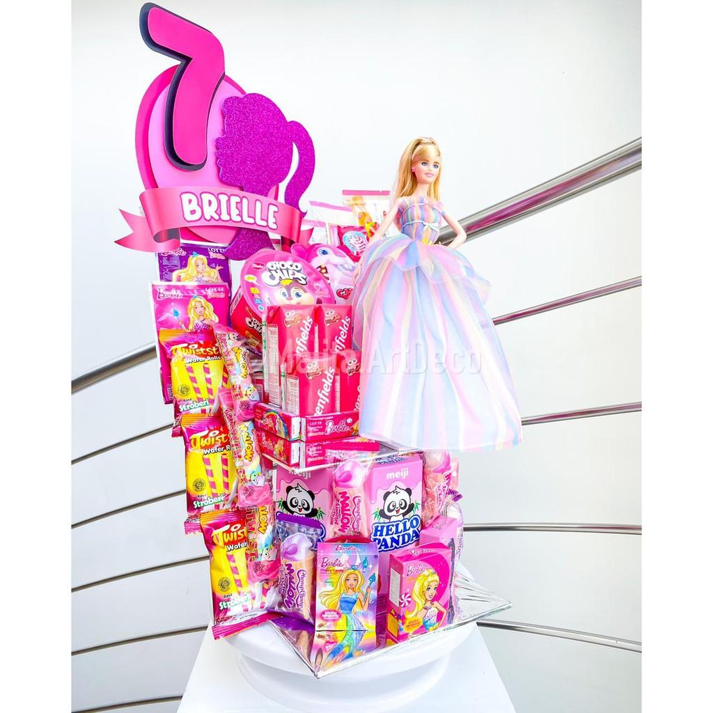 Snack Tower Murah | Snack Tower Premium | Hampers Birthday