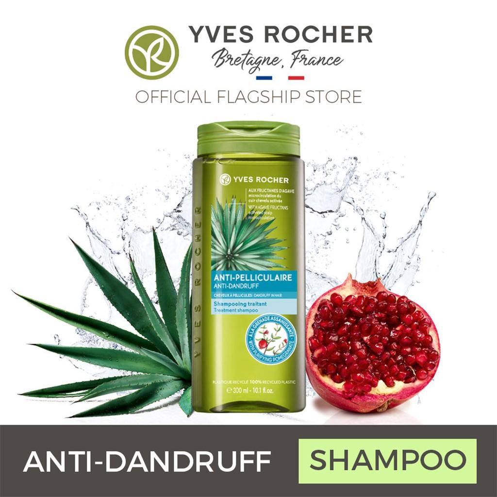 Yves Rocher Anti Dandruff Shampoo 300 ml