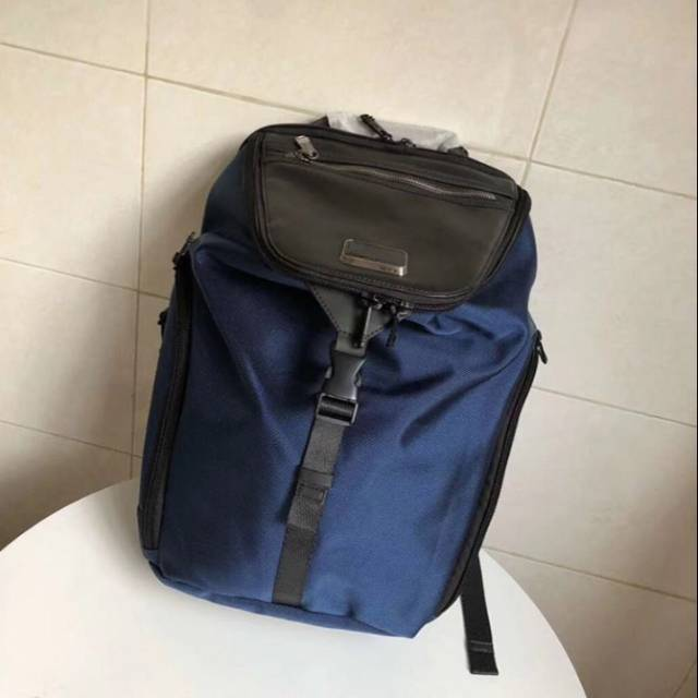 Tas Ransel TUMI Alpha Bravo Willow Backpack