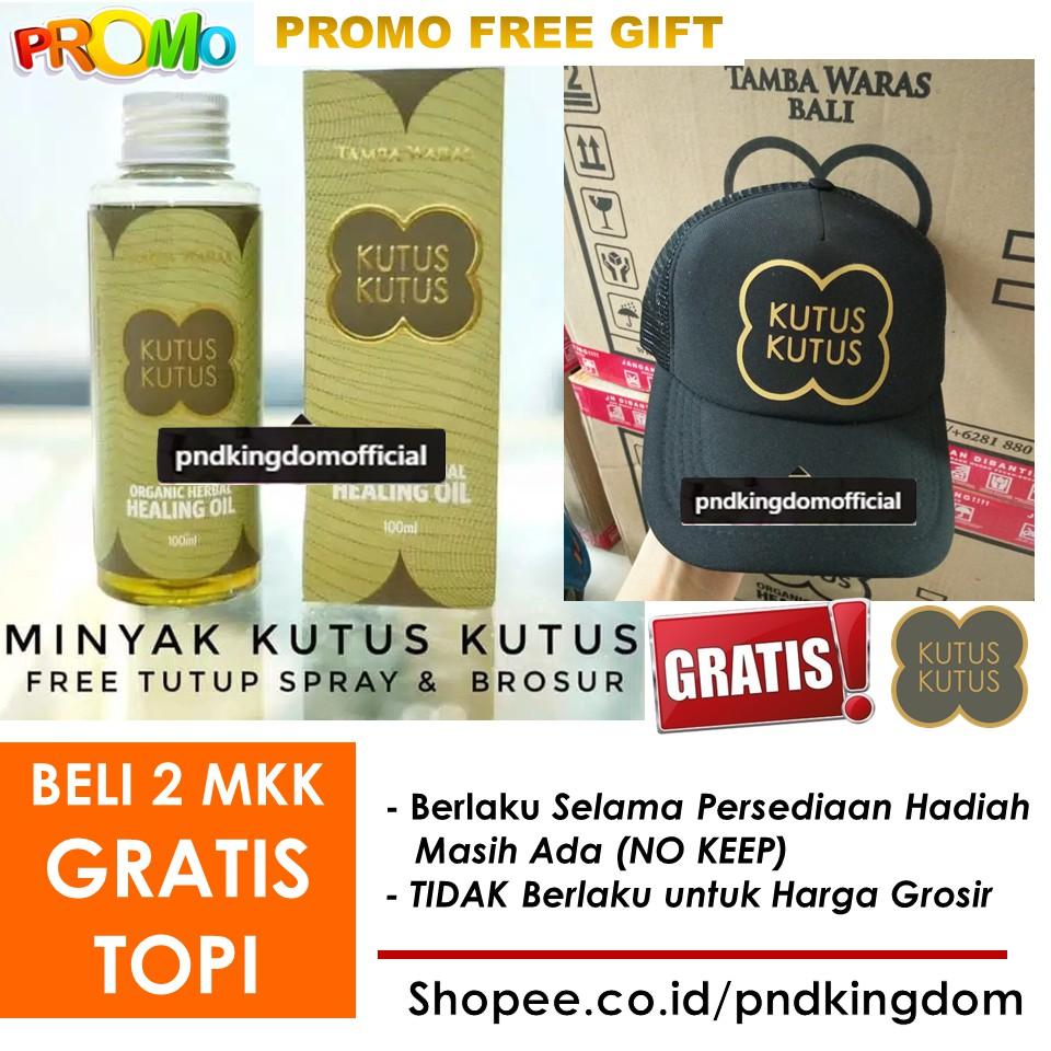 Minyak Kutus Shopee Indonesia Free Brosur Dan Tutup Spray