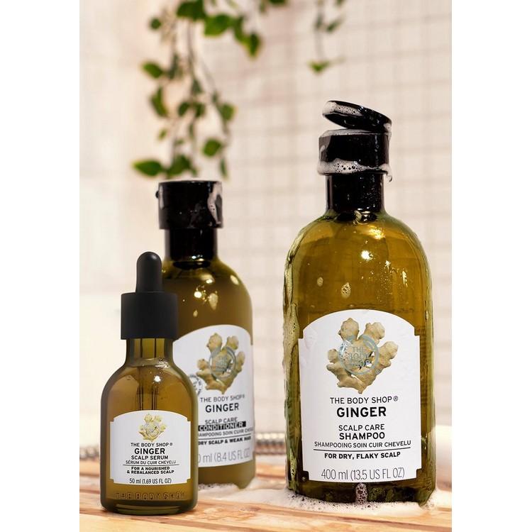The Body Shop Ginger Anti Dandruff Shampoo 250ml-3