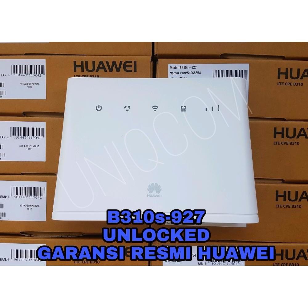 Star Seller Garansi Harga Termurah Home Router Huawei B310 B315 Unlock Resmi 1 Tahun Unlocked Permanen Free Xl 240gb Shopee Indonesia