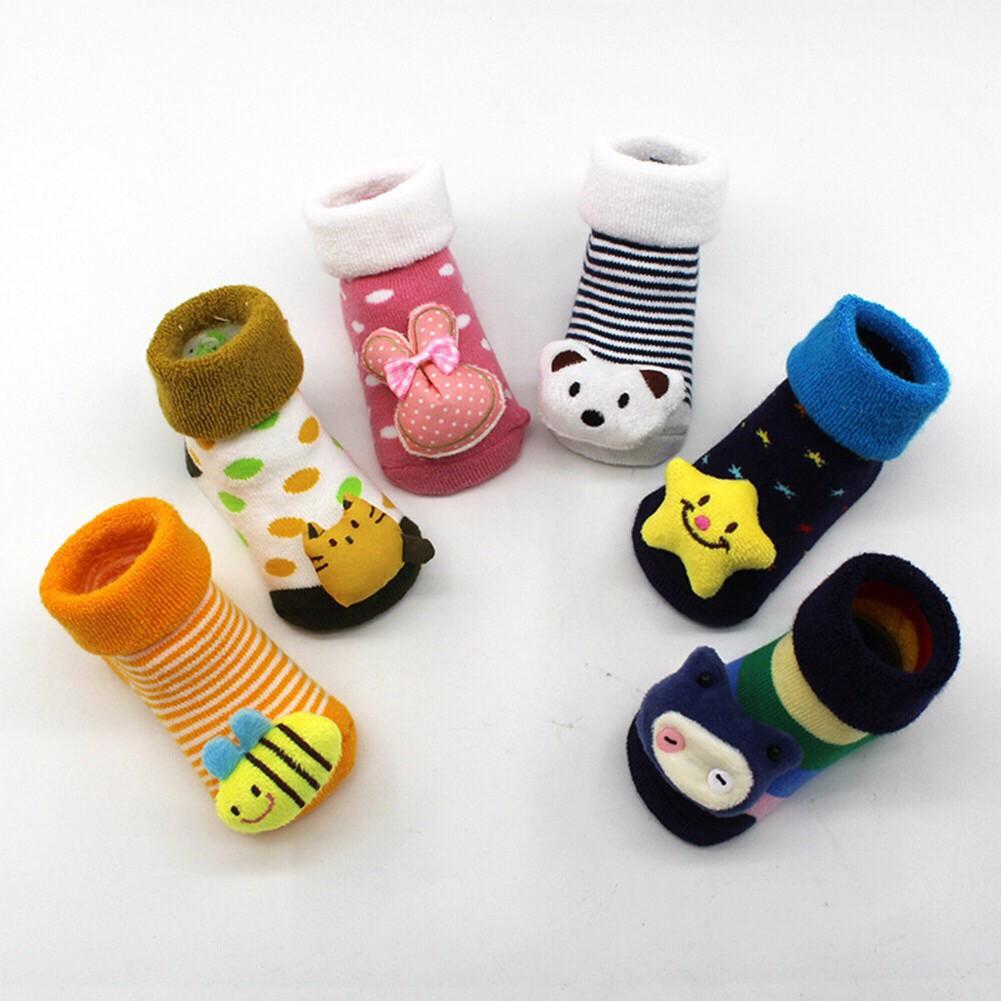 A 01 Ankle Baby Socks Kacakid Anti Slip Animal Kaos Kaki Bayi Anak Karakter Pony Kids Kid Sock Shopee Indonesia