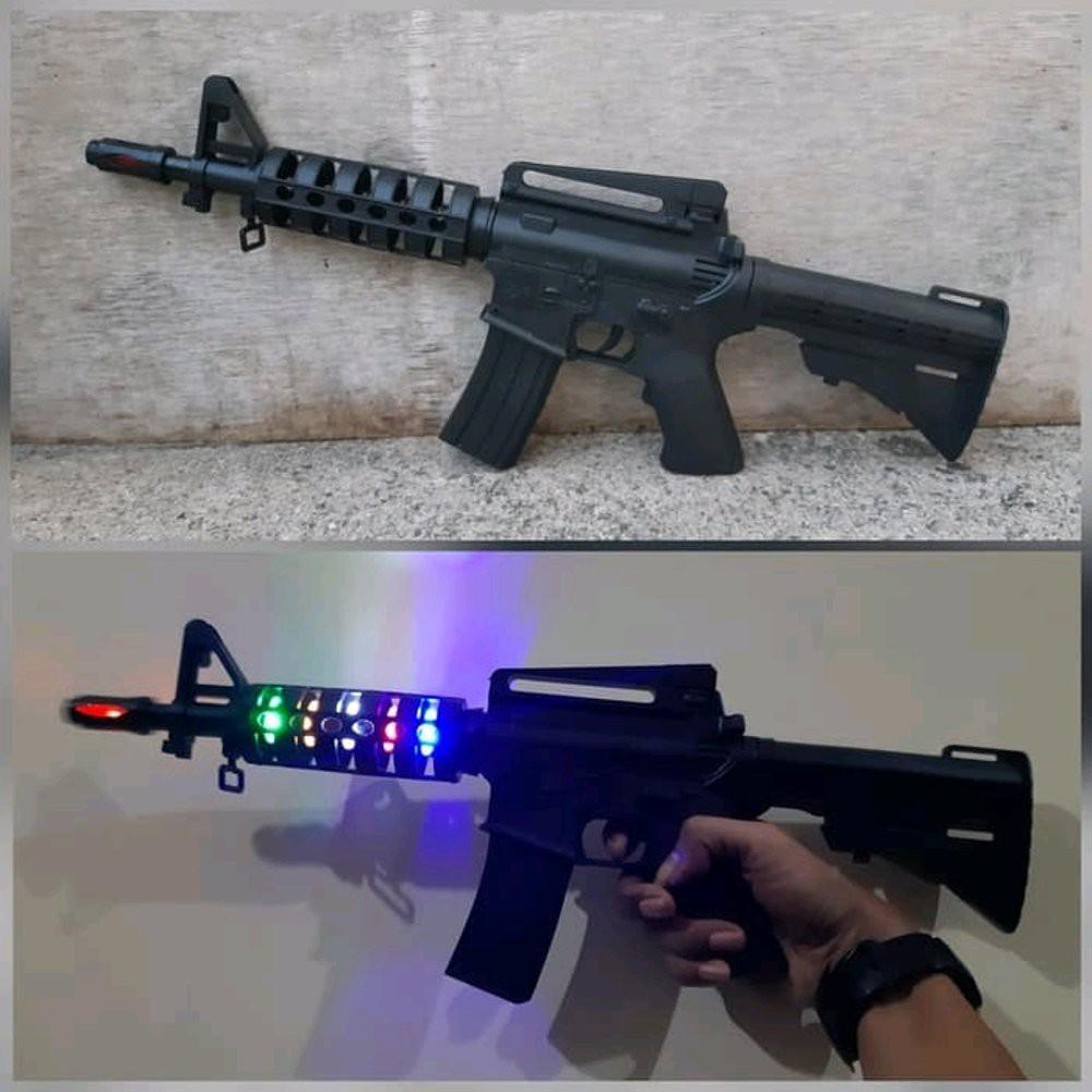 Mainan Tembakan Pistol - Mainan Anak - Pistol Senapan Mainan Anak