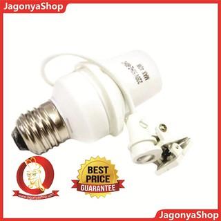 (FOTO ASLI) Fitting Sensor Cahaya / Fitting Lampu Otomatis MURAH