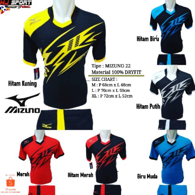 Baju Bola Futsal Kostum Bola Voli Setelan Volly Specs BUKAN NIKE ADIDAS  MIZUNO PUMA  c2def8fa74
