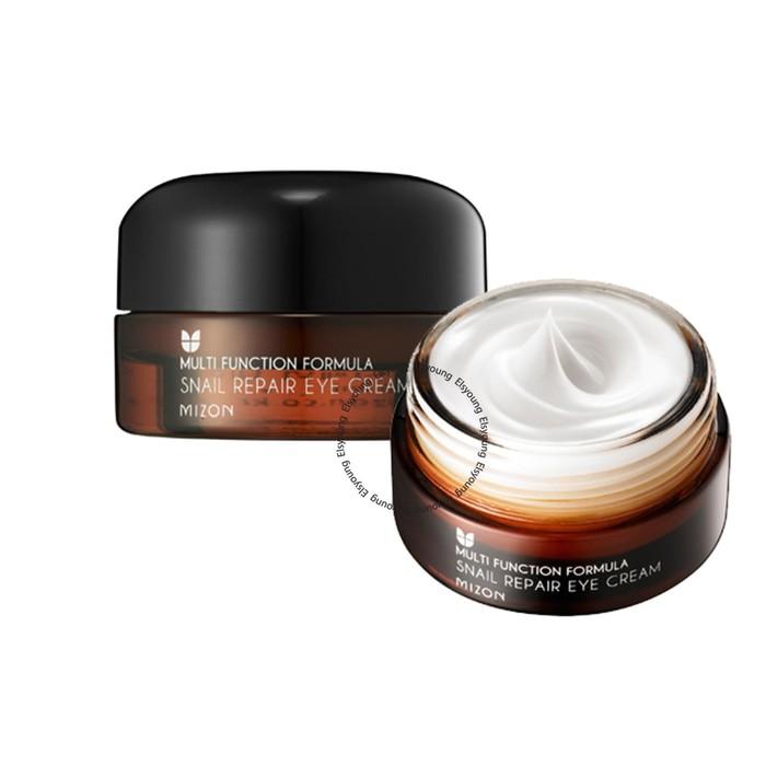 mizon snail repair eye cream+EGF 25ml krim perbaikan kulit sekitar mata | Shopee Indonesia
