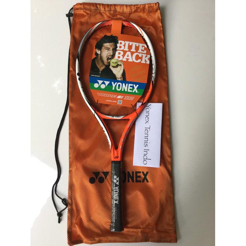 Vcore Pro 100 300 Gram Racket Yonex Tennis Ori Japan Shopee Raket Bag Badminton Bag9629ex Tas Blue Indonesia