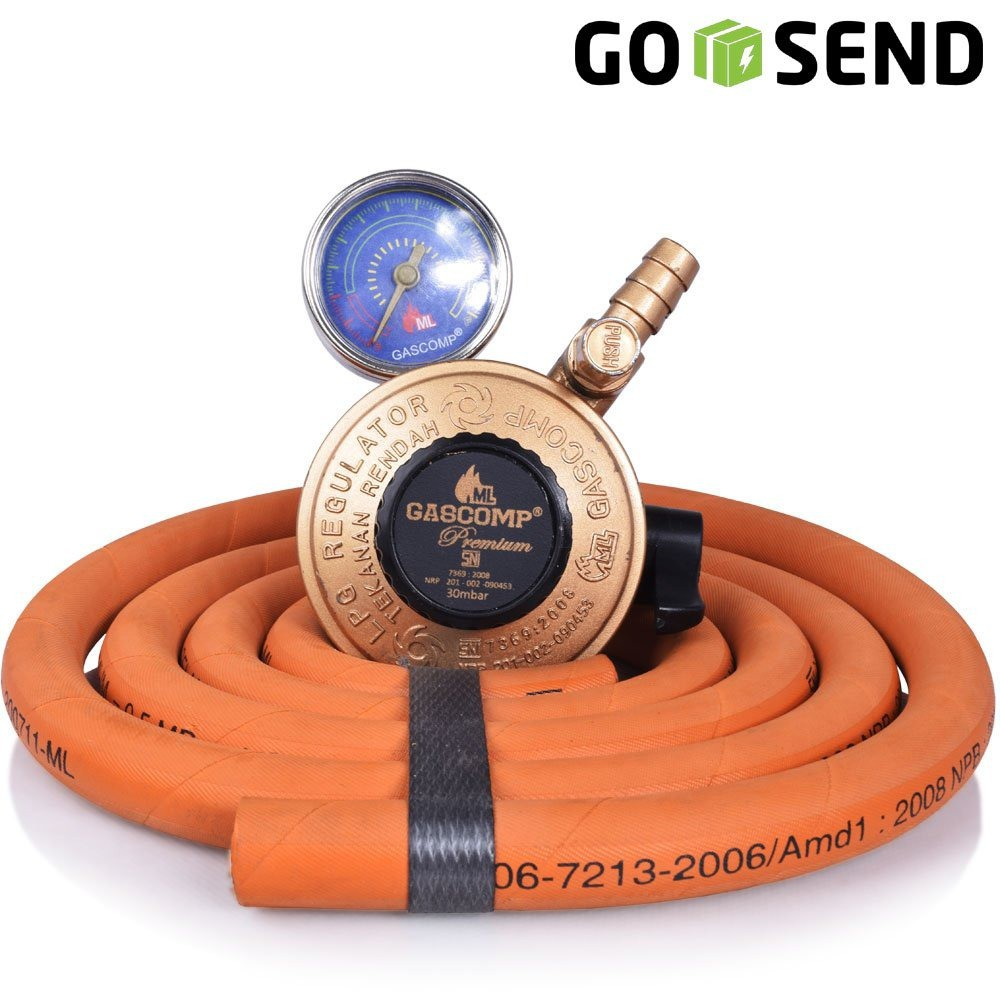 Gascomp Grc924p Slang Regulator Paket Classic Shopee Indonesia Premium Top Brand Selang Winn Gas Selongsong Besi Winngas Sni Garansi Resmi