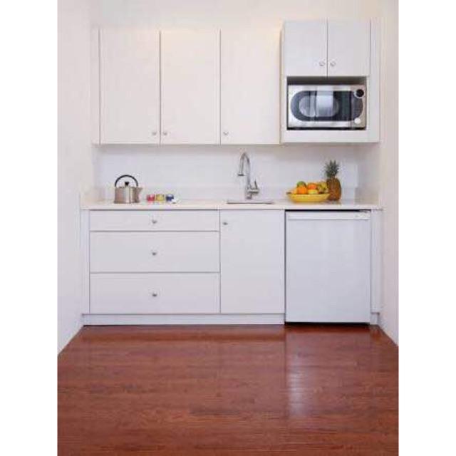 Kitchen Set Putih Minimalis Untuk Dapur Atau Rumah Kecil Sempit Shopee Indonesia