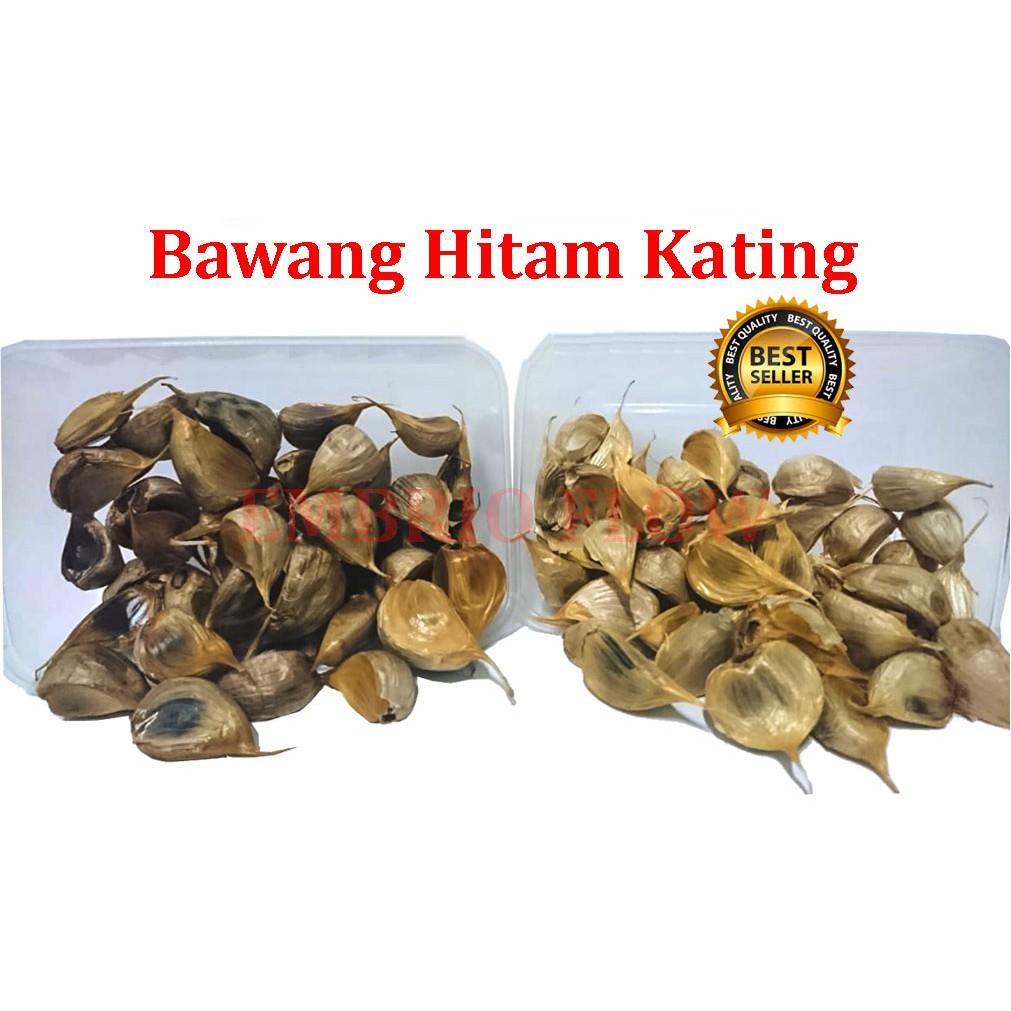 Bawang Hitam Tunggal 1 Kg Black Garlic Shopee Indonesia 500 Gram Lanang 65 Butir