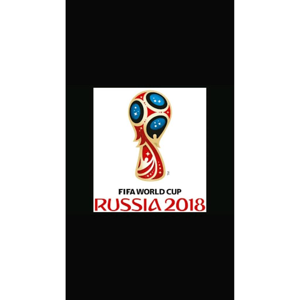 Jual Stiker Logo Piala Dunia 2018 Rusia Murah