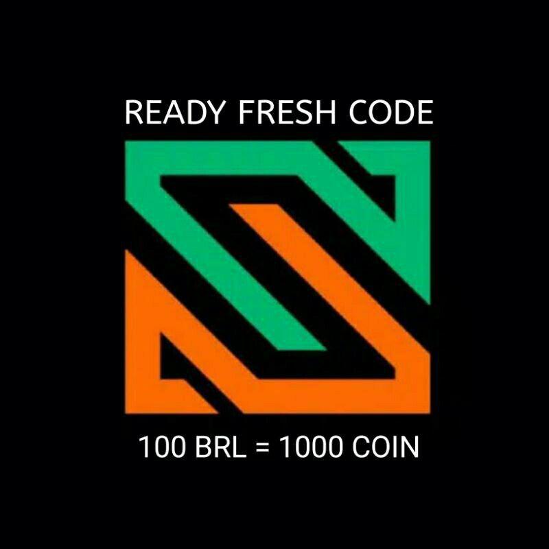 [KIRIM INSTAN] SMILE ONE CODE COIN TERMURAH 1000 COIN / 100 BRL