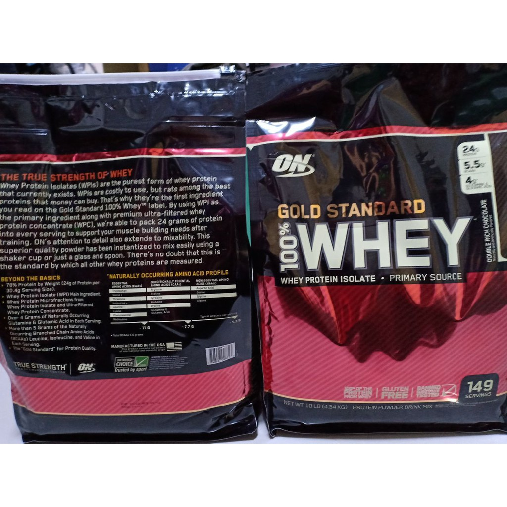 Cuci Whey Gold Standard 5lbs Protein Isolate On Wgs Optimum 5 Lbs Nutrition Lb 5lb Shopee Indonesia