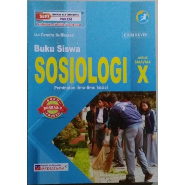 Download Buku Paket Sosiologi Kelas 10 Kurikulum 2013 Pdf Ilmusosial Id