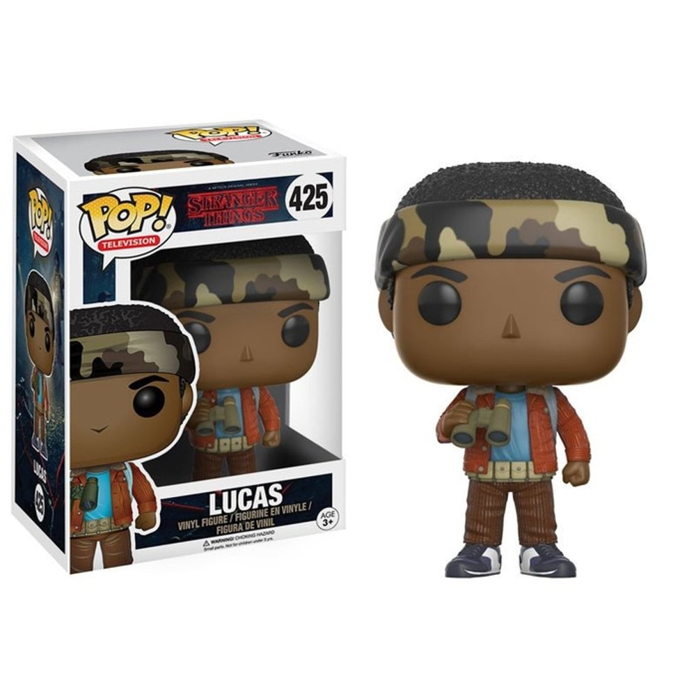 Pop Lucas 425 Funko Stranger Things
