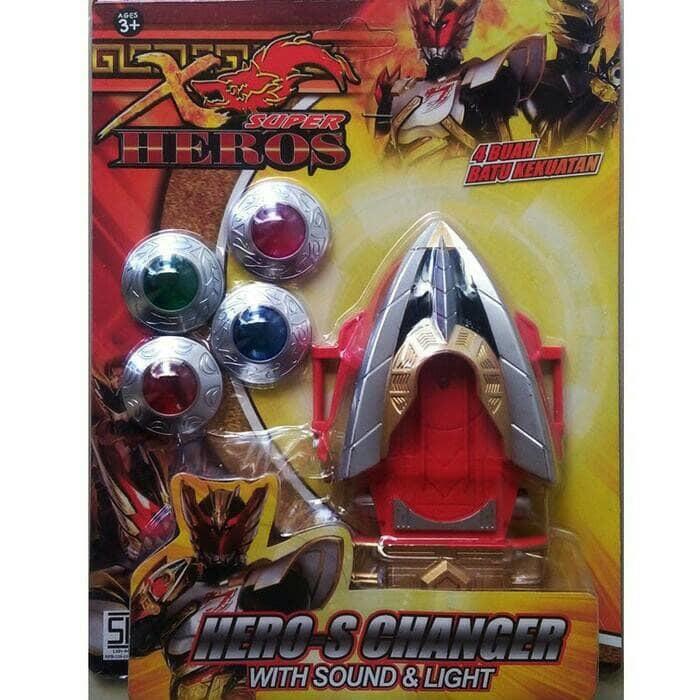 Bandai Ultra Hero 500 Series 40 - Ultraman Orb Lightning Attacker | Shopee Indonesia
