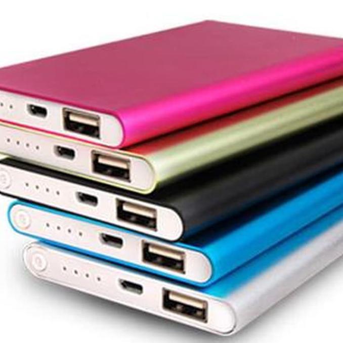 power bank slim oppo 99000 mah stainless steel powerbank handphone oppo 99.000 mah slim pb | Shopee Indonesia