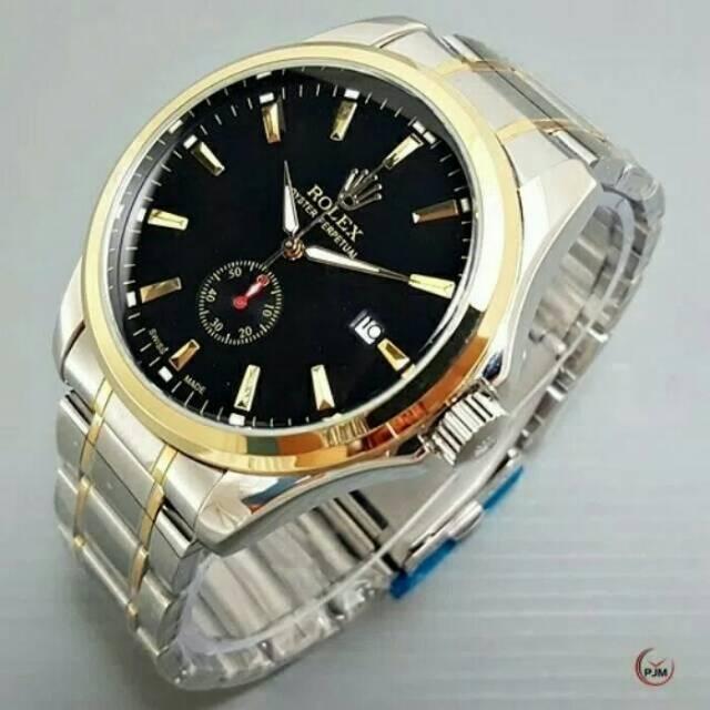 Jam Tangan Pria Rolex KW series