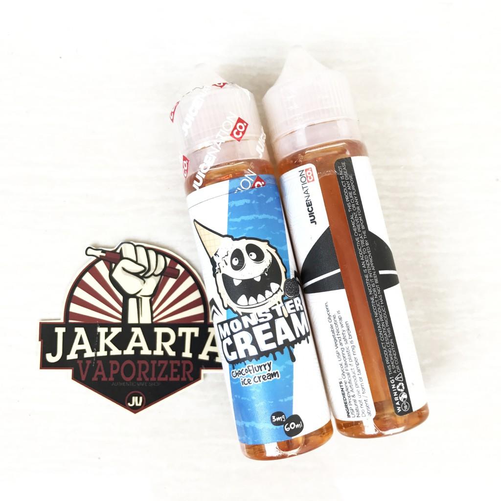 Jam Monster Blueberry Biru Usa Premium Liquid 100ml E Juice Vape Selai By Jvs 3mg Vapor Shopee Indonesia