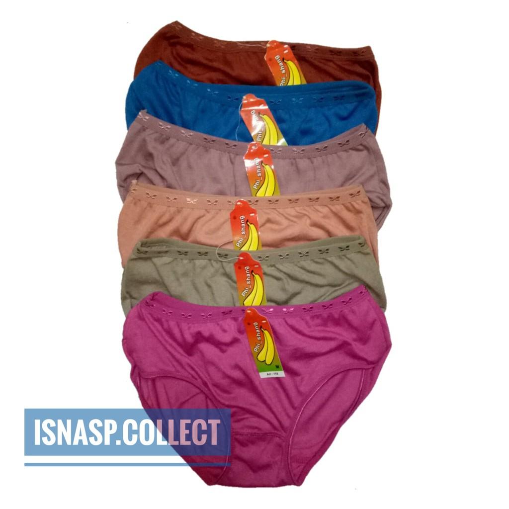 Promo Celana Dalam Wanita Dewasa Merk Golden Nick Warna Cerah M0105 Hamil Kaos Mamabel Isi 3 Pcs Size M L Xl Xxl L3 Shopee Indonesia