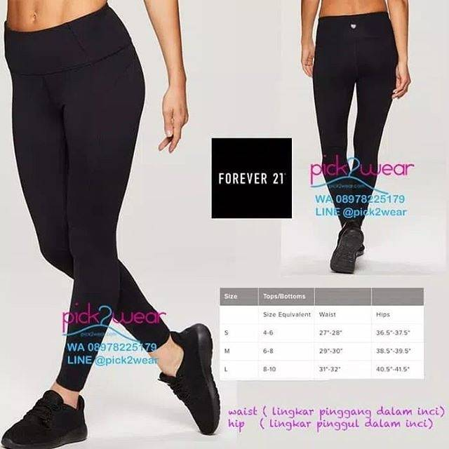 c2a9e01bfa6087 Celana senam sport pants legging lari fitness yoga black | Shopee Indonesia