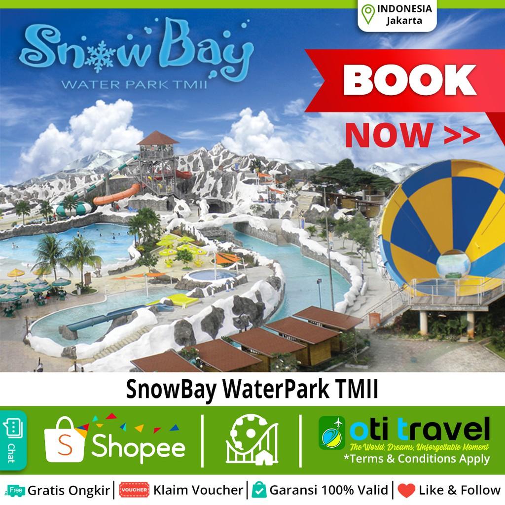 Tiket Masuk Snowbay Waterpark Tmii Berlaku Hingga 30 Agustus 2018 Columbus Untuk 1 Orang Shopee Indonesia
