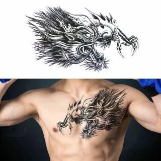 Tato Temporary Ukuran Lengan Seri Hb Th Half Arm Tattoo Sementara Stiker Tato Temporer Terbaru 2020 Shopee Indonesia