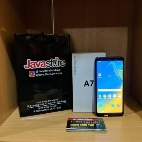 [Second/Bekas] Samsung A7 2018 Ram 6 Internal 128 Tablet / Tab