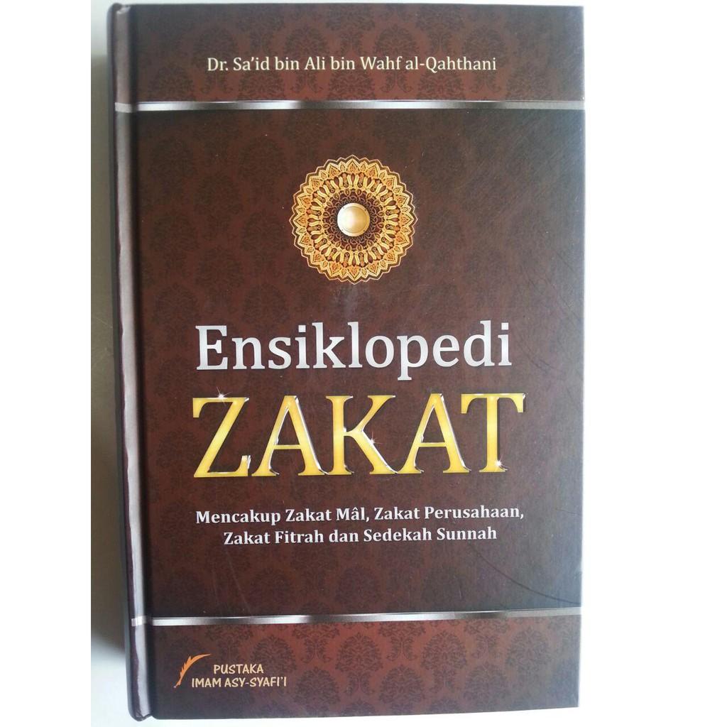 Buku Ensiklopedi Zakat Mencakup Zakat Mal Perusahaan Fitrah