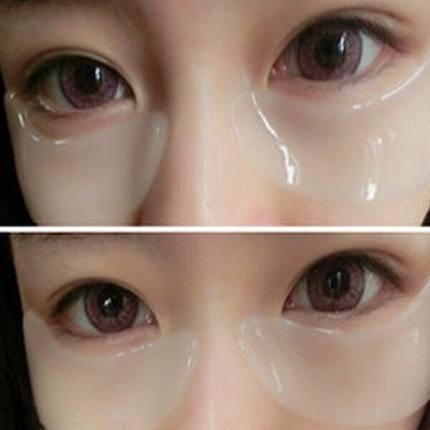 Masker Mata Kristal Kolagen untuk Melembabkan Menutrisi Kulit thumbnail