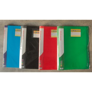 Clear Holder Polos 80 Poket Folio