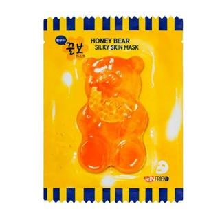 JellyFRIEN Honey Bear Silky Skin Mask thumbnail