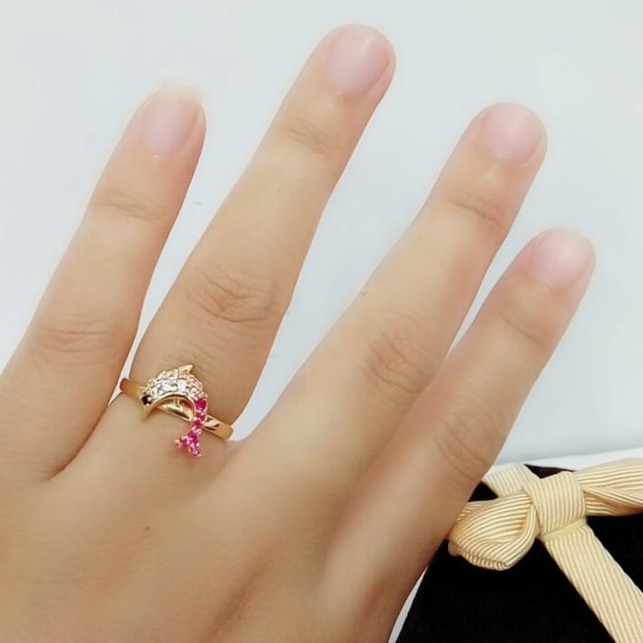 ... Berlian Cincin. Source · warna emas asesoris. Source · Orang Trendi 18 K Korea Fashion Style .