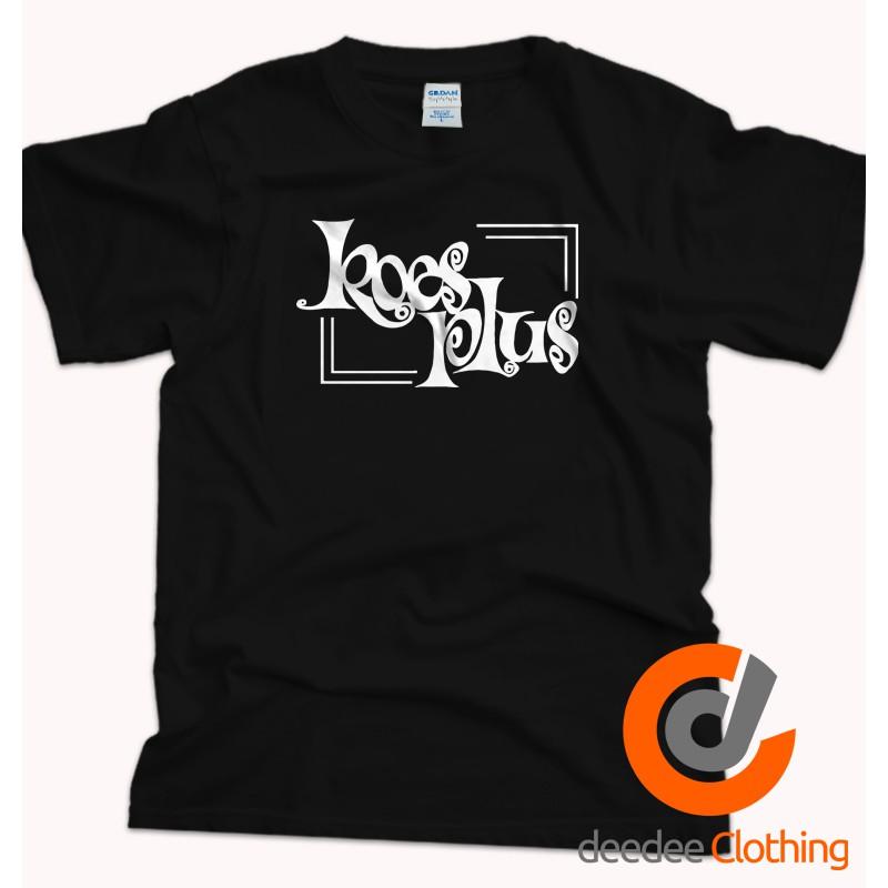 Kaos Premium Koes Plus Band Legendaris